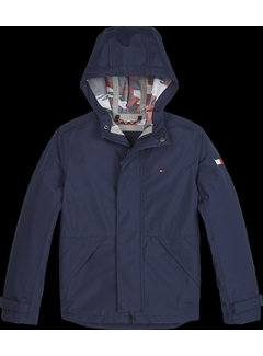 Tommy hilfiger pre KB05492 hooded tech coat