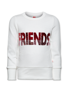Ao76 120-1230-20 c-neck nep sweat friends