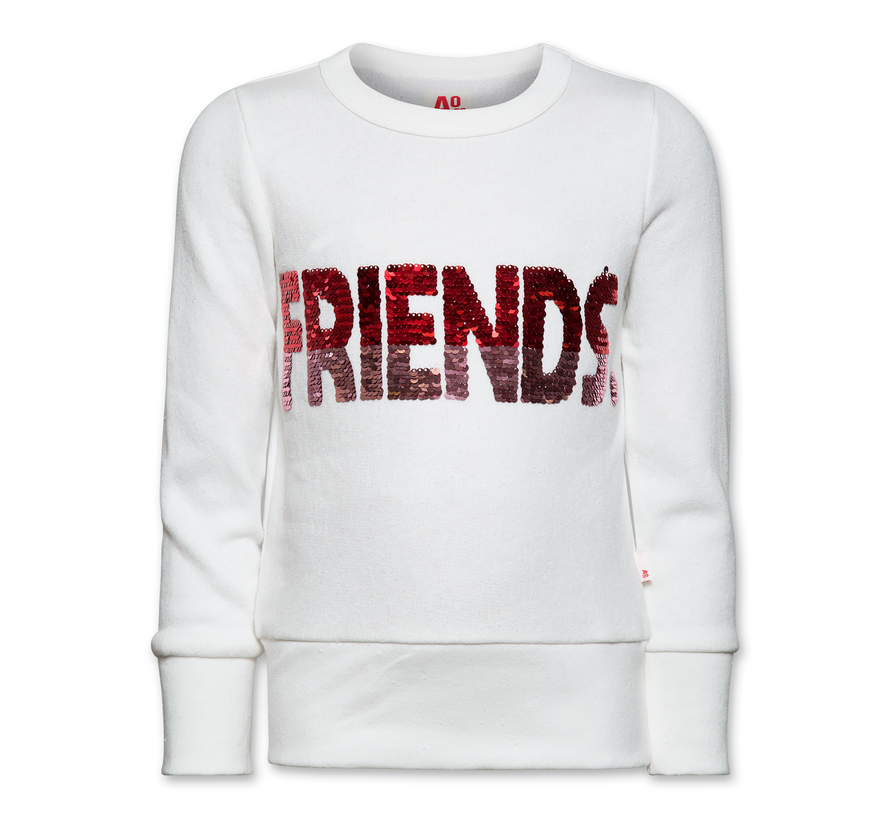 120-1230-20 c-neck nep sweat friends