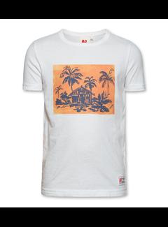 Ao76 120-2100-06 t-shirt c-neck cabin