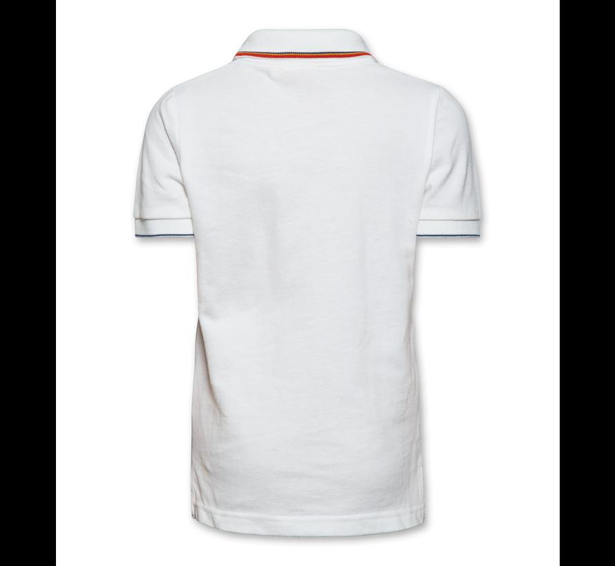 120-2130 t-shirt polo pique