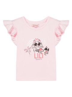 LILI GAUFRETTE GQ10032 Goodness tee shirt