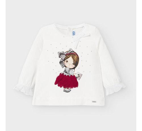 Mayoral 2054 l/s t-shirt
