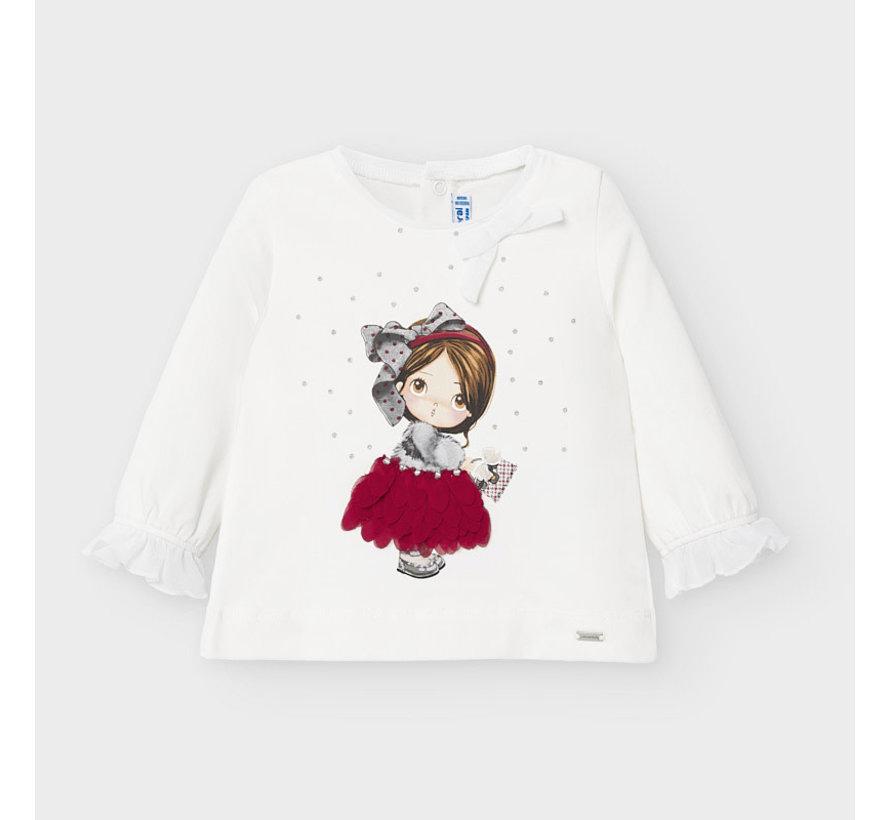 2054 l/s t-shirt