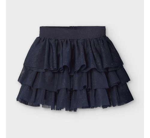 Mayoral 2939 tulle skirt