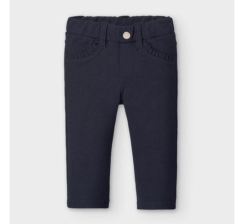 Mayoral 560 fleece basic trousers