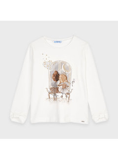 Mayoral 4067 l/s t-shirt