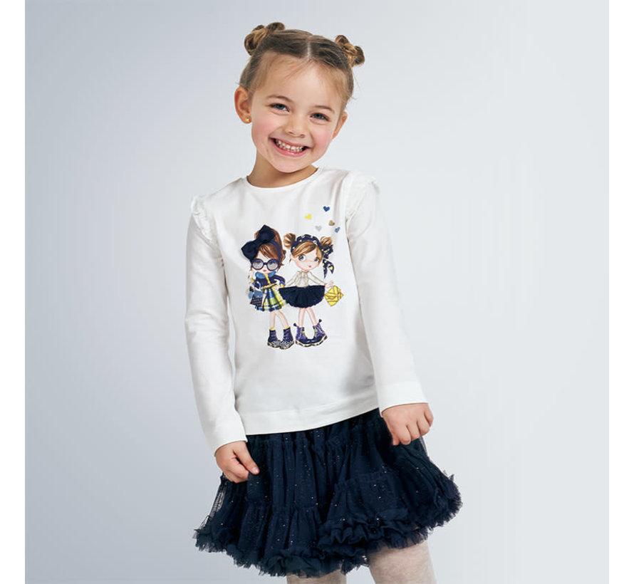 4062 l/s doll shirt