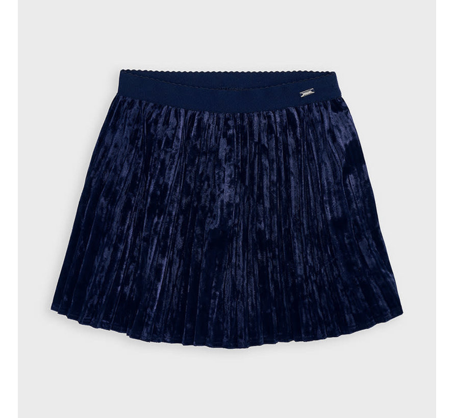 4955 pleated skirt