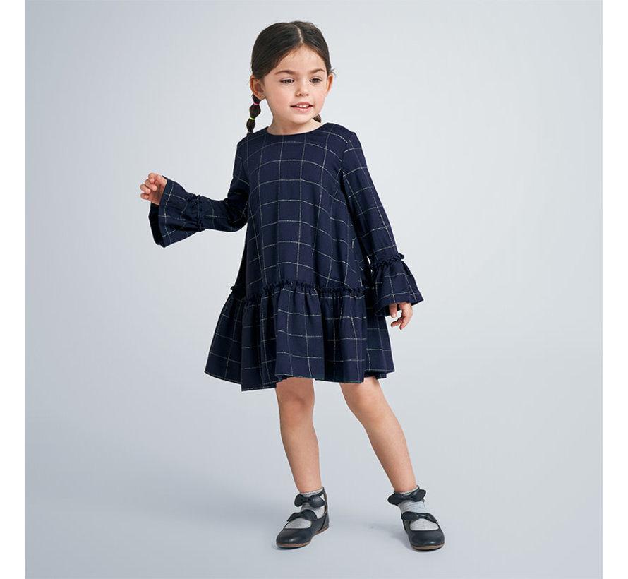 4973 plaid dress