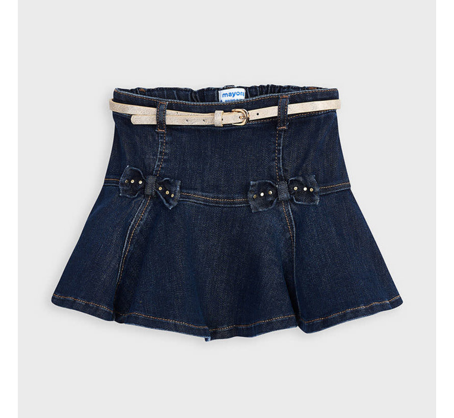 4956 denim skirt