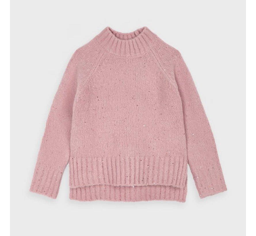 4342 sequins sweater