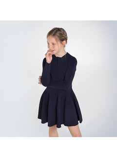 Mayoral 7963 knit dress
