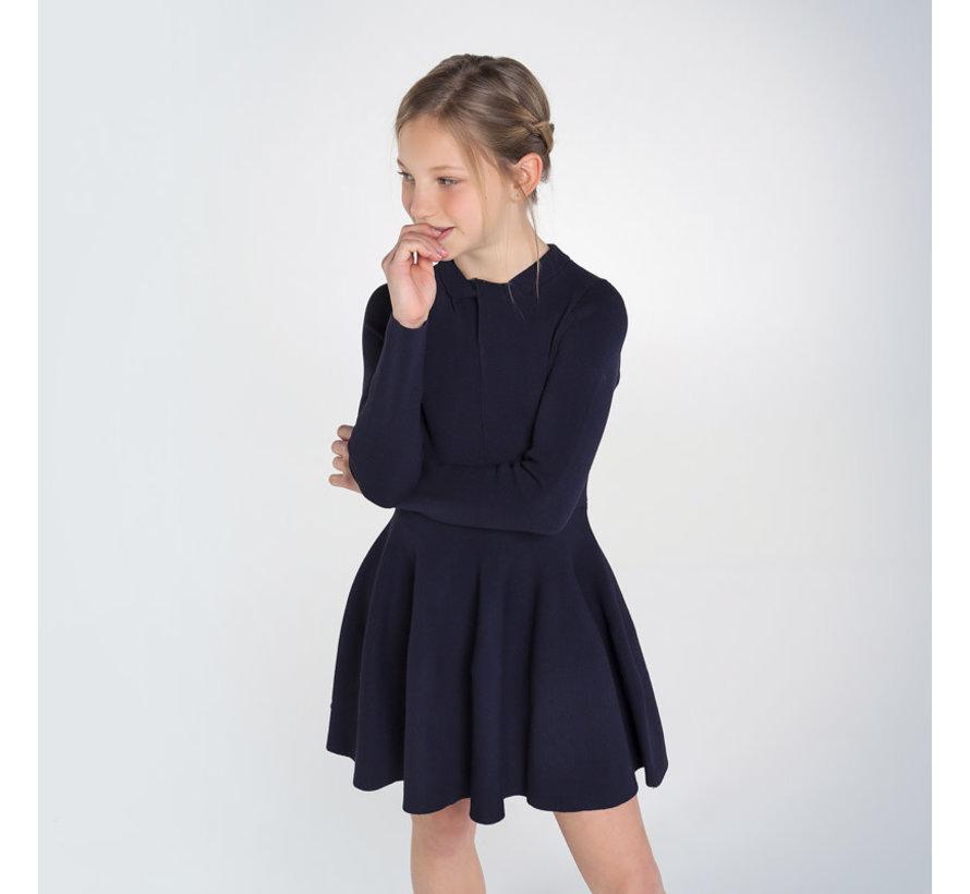7963 knit dress