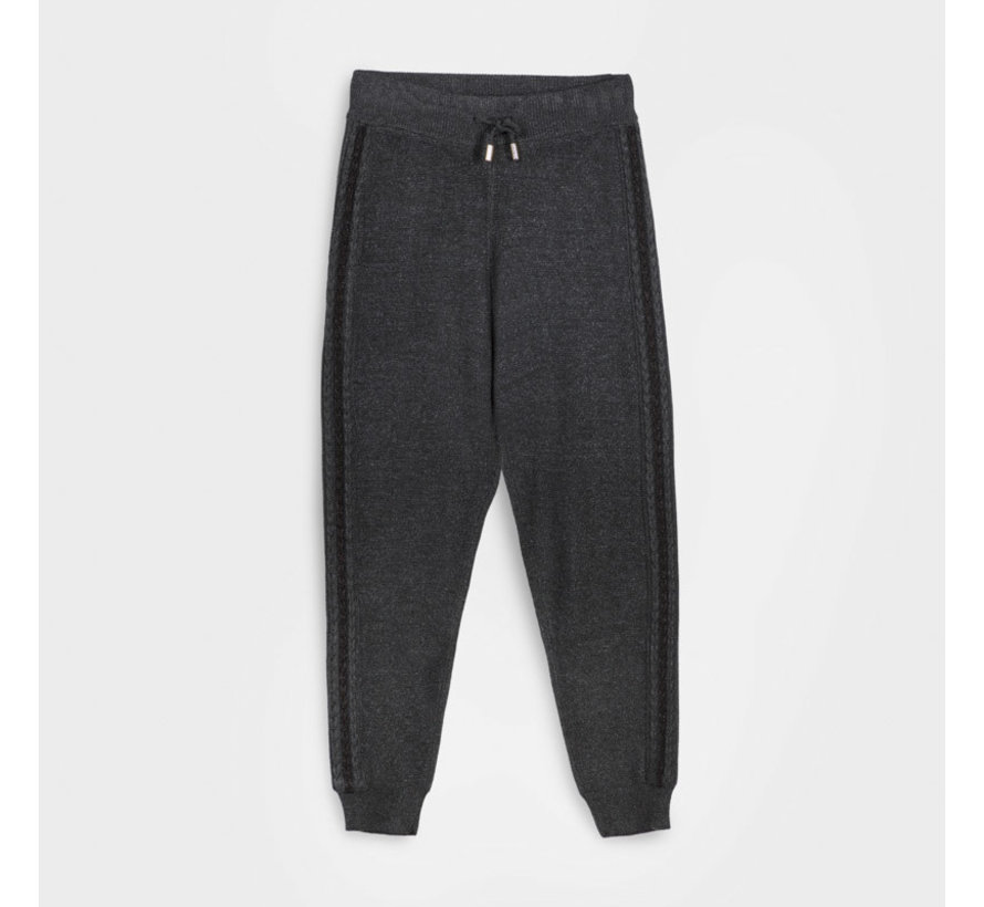 7541 knitted long pants