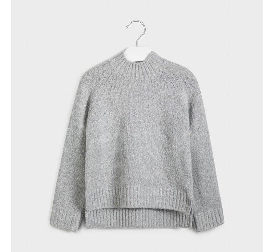 7324 sequins sweater