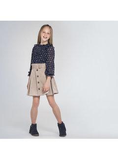 Mayoral 7946 corduroy skirt