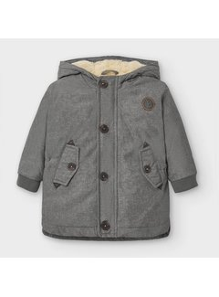 Mayoral 2481 parka coat