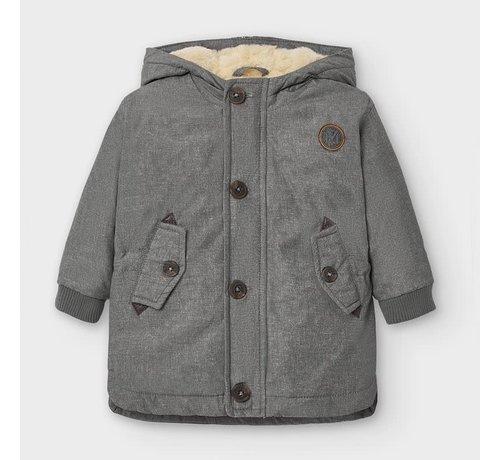 Mayoral 2481 parka coat