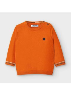 Mayoral 351 basic crew neck sweater