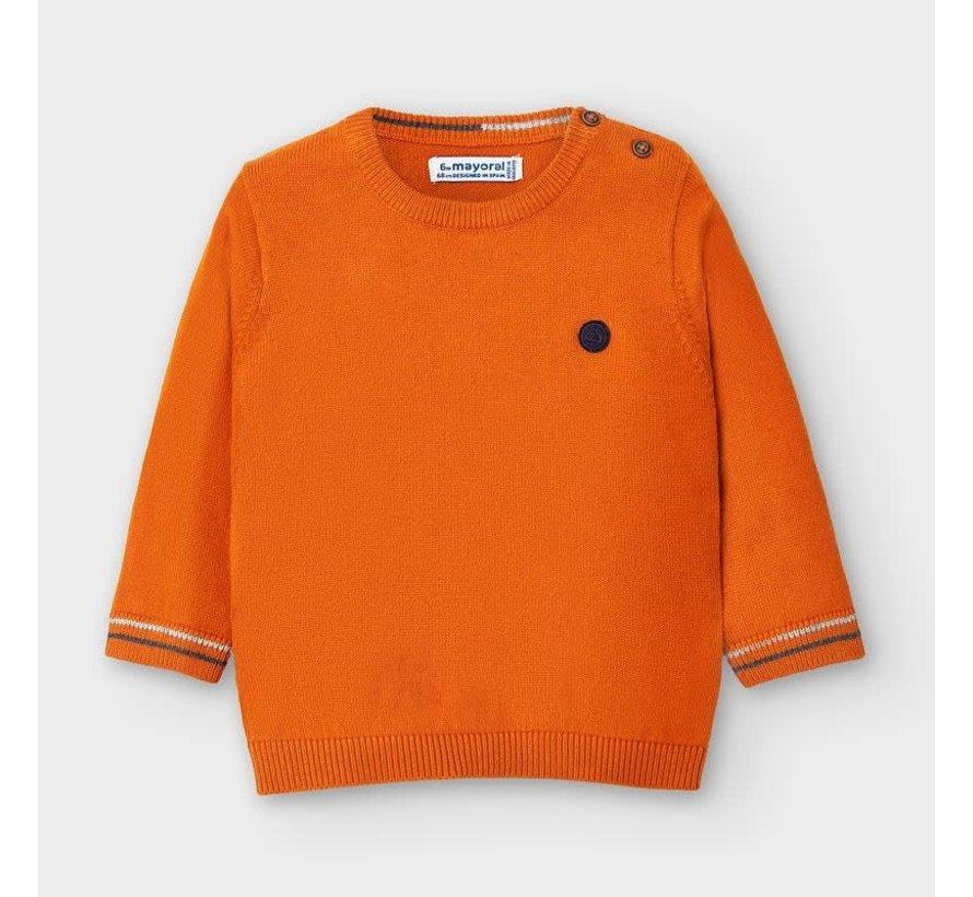 351 basic crew neck sweater