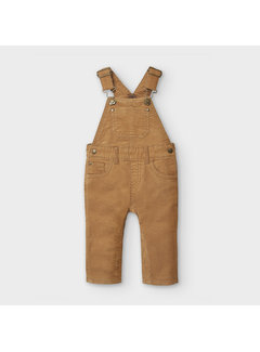 Mayoral 2656 corduroy dungaree