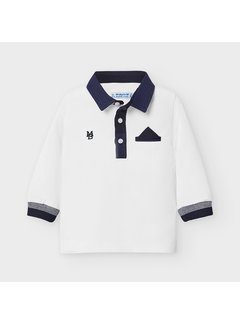 Mayoral 2121 L/s polo
