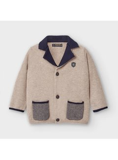Mayoral 2476 knitted jacket
