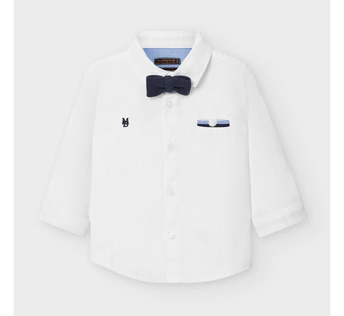 Mayoral 2129 L/s dress shirt