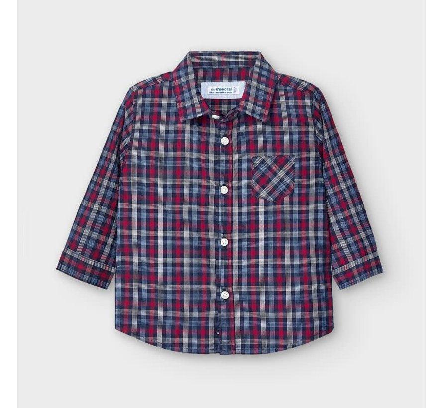 2130 L/s poplin shirt