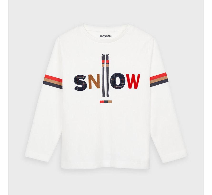 4054 L/s t-shirt