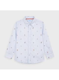 Mayoral 4141 L/s shirt