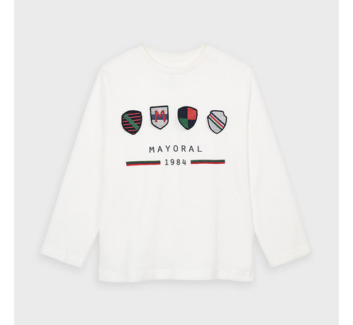 Mayoral 4045 L/s t-shirt
