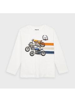 Mayoral 4038 L/s t-shirt