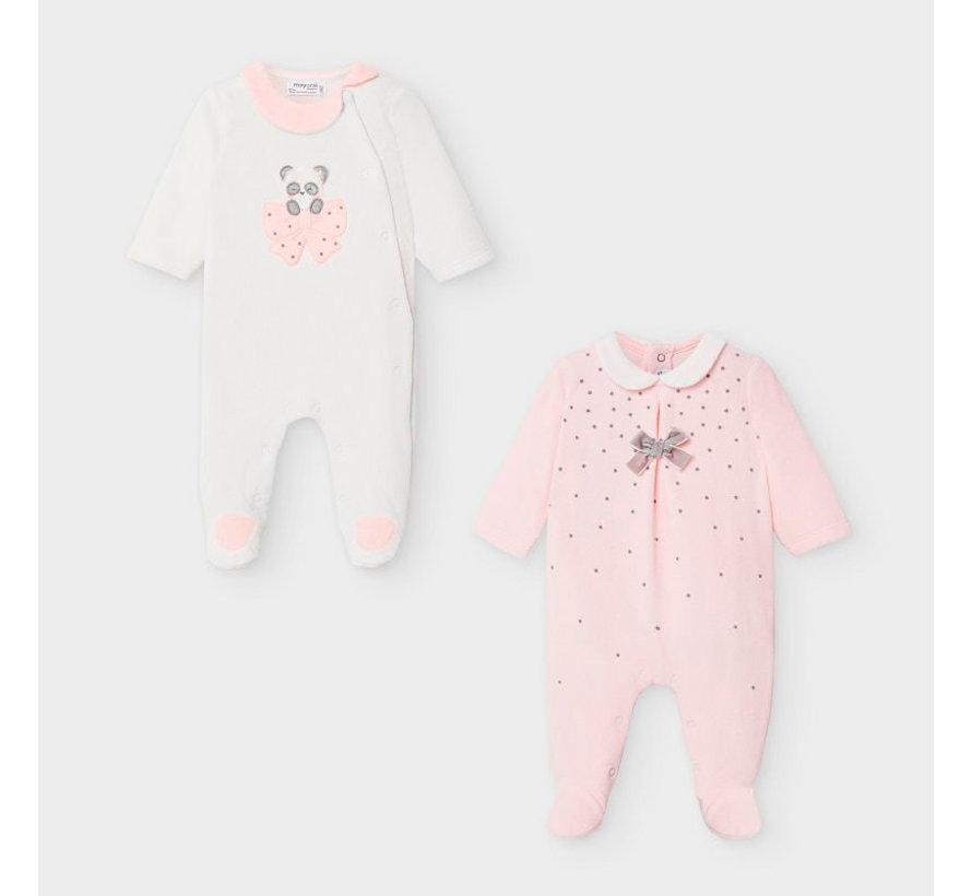 2752 2 PC soft pyjama set