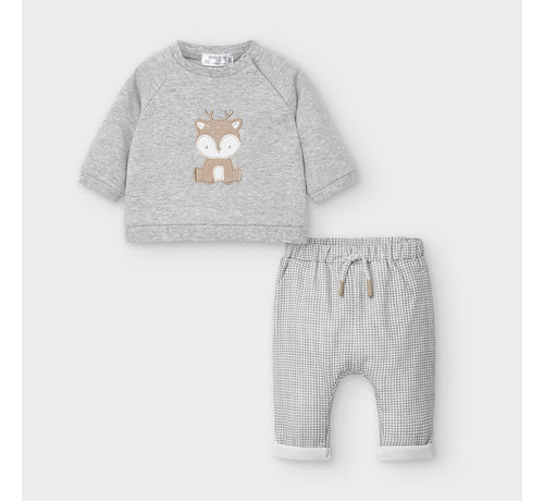 Mayoral 2560 pants and pullover set