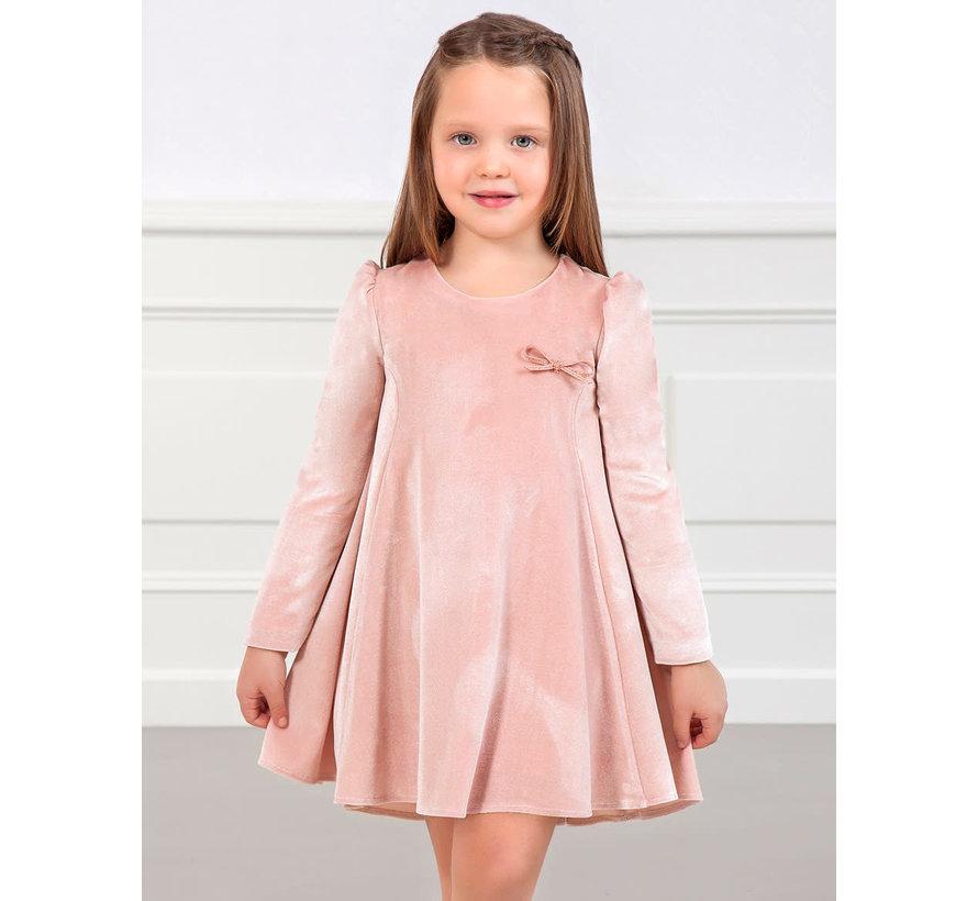 5548 velvet dress