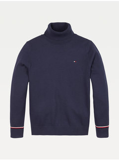 Tommy Hilfiger KB06071 essential turtle neck sweater