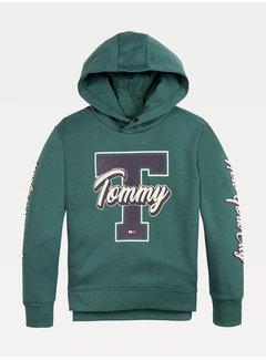 Tommy Hilfiger KB06146 varsity graphic hoodie