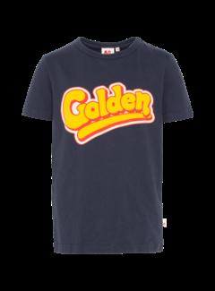 Ao76 220-2100-02 c-neck ss t-shirt golden