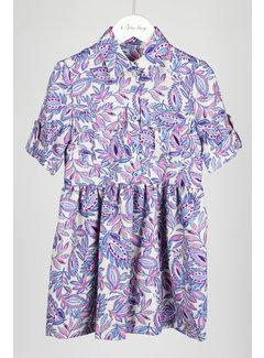 Blue Bay Dress Mabel