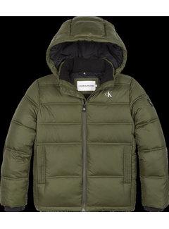 Calvin Klein B00557 essential puffer jacket