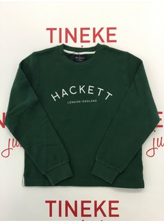 HACKETT HK580667 logo crew sweats