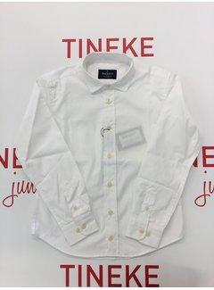 HACKETT HK301504 ceremonial poplin shirt