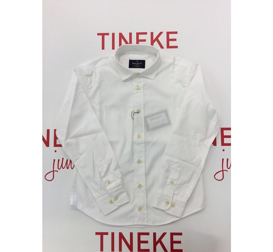 HK301504 ceremonial poplin shirt