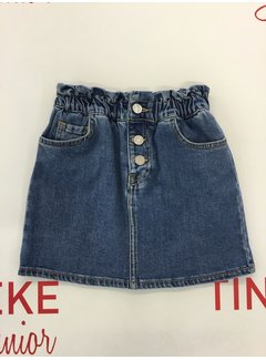 Pinko 026208 denim skirt