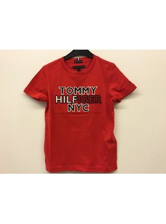 Tommy hilfiger pre KB05848 th nyc graphic tee
