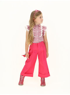 Monnalisa Pantaloni popeline