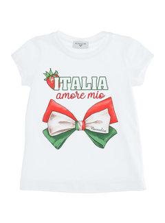 Monnalisa T-shirt st. Italia
