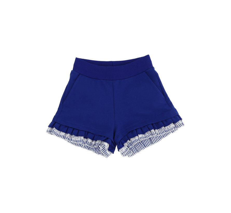 Shorts felpa c/galette